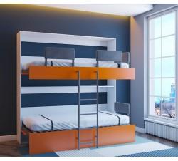 OPTIMA MULTI — Двоярусне смарт-ліжко трансформер