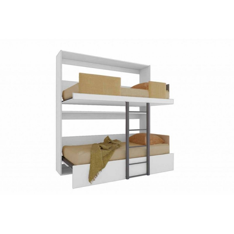 STANDARD MULTI — Двоярусне смарт-ліжко трансформер