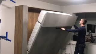СУПЕР РЕШЕНИЕ для комнаты. Смарт кровать трансформер