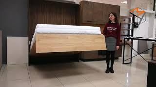 МЕБЕЛЬ ТРАНСФОРМЕР. Шкаф кровать трансформер. Мебель для смарт квартир на заказ Киев